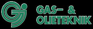 GJ Gas- & Olieteknik Logo